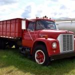 ZFS International stake truck
