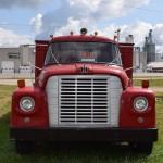 ZFS International stake truck front