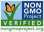 Non-GMO Project Verified 150 x 110