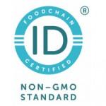 cert ID Non-GMO logo