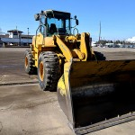 zeeland freight services - 2004 Kawasaki 70ZV front end loader for sale