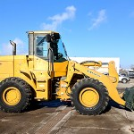 zeeland freight services - 2004 Kawasaki 70ZV front end loader for sale_1
