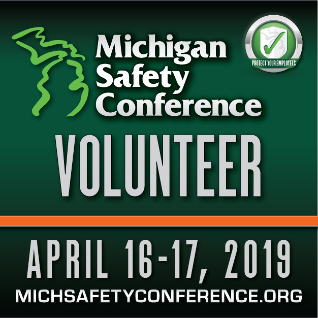 Michigan Safety Conference Volunteer