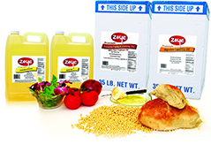 Zoye Oil food services
