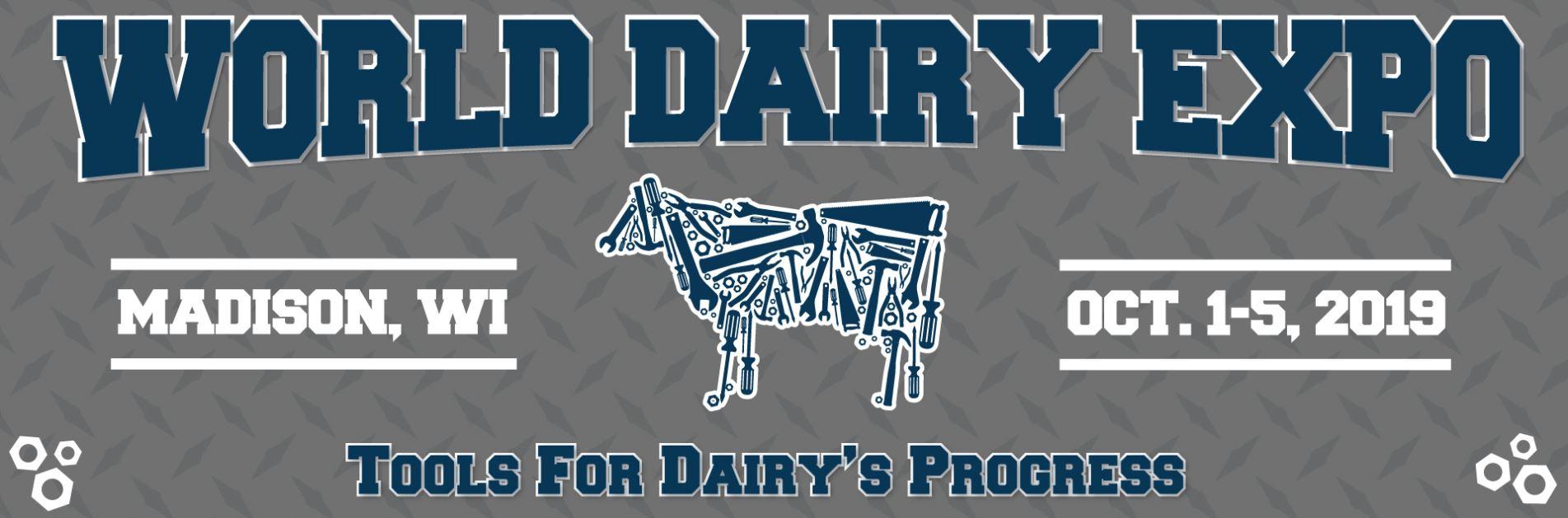 world dairy expo 2019