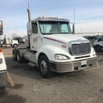 2015 Freightliner Columbia daycab